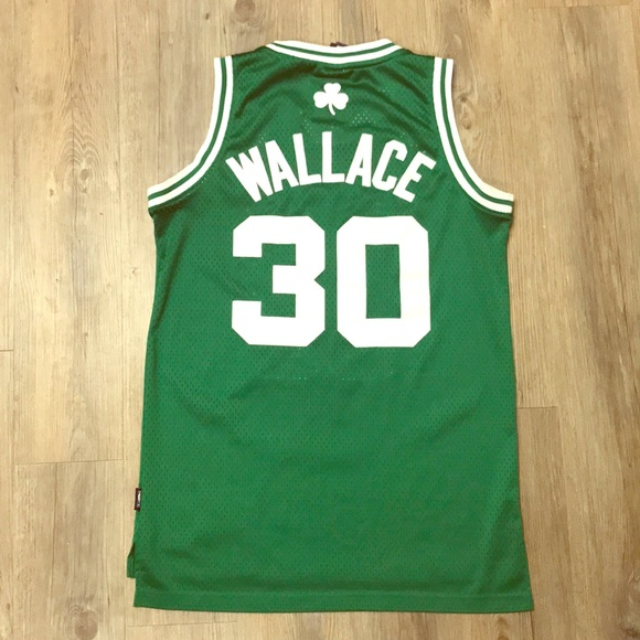 timeless design 1ad71 fdecd Boston Celtics Rasheed Wallace Jersey